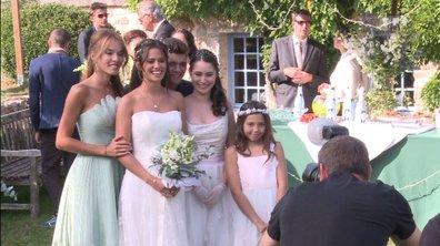 Exclu : vive les mariés ! Les coulisses de la cérémonie