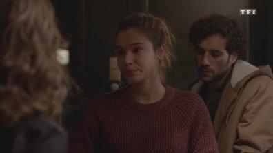 Salomé avoue sa grossesse à Caro (épisode S08E06)