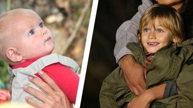 Clem – Depuis sa naissance, le petit Valentin a bien grandi !!