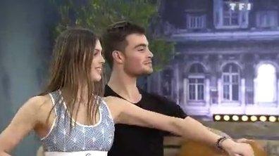 Répétitions - Le fou rire d'Iris Mittenaere et Clément Rémiens : ça promet !