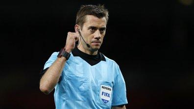 Au sifflet d'Uruguay-Arabie saoudite, Clément Turpin fait ses débuts en Coupe du monde