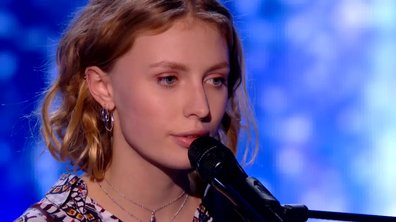 """Clémentine touche en plein coeur Julien Clerc avec sa reprise de """"Fais-moi une place"""""""