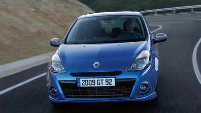 Genève 2009 : Renault Clio III phase 2 et GT