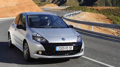 Renault Clio RS : du nouveau à l'intérieur !