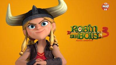Robin des Bois - saison 3 - Clip