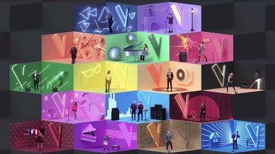 Le clip des 16 participants aux Grands Shows en direct - Can you feel it (Jackson Five)»