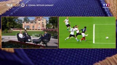 Kingsley Coman : Retour gagnant