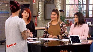Karla, Lisa Mistretta et Lily Berry, une battle 100% girl power