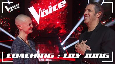 COACHING LILY JUNG : Julien Clerc « Je dois oublier que je suis votre coach »