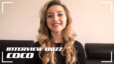 "Coco, son interview BUZZ : ""J'ai fait le Coco Show !"""