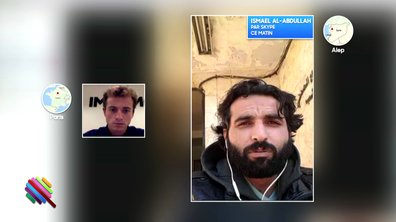 Au cœur d'Alep-Est avec Ismaël (version longue)