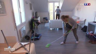 Coincés à la maison, les Français en profitent pour faire un grand ménage de printemps