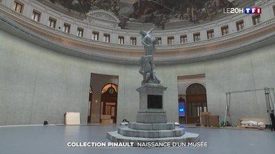 Collection Pinault à l'ancienne halle aux blés : naissance d'un musée