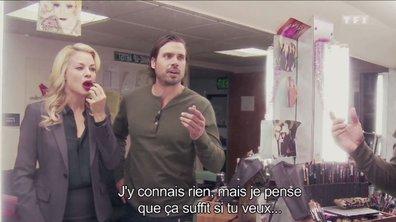 Ils sont fous ! Le french kiss vu par Jessica Collins