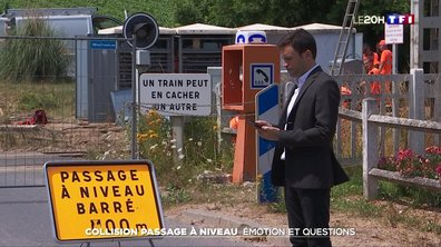 Collision mortelle sur un passage à niveau dans la Marne : émotion et questions