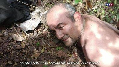 Colombie : fin de cavale pour le baron de la drogue Dairo Antonio Úsuga