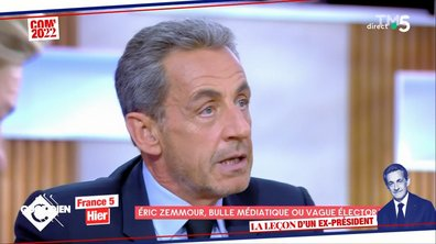 Com' 2022 : la leçon de Nicolas Sarkozy aux candidats de la droite