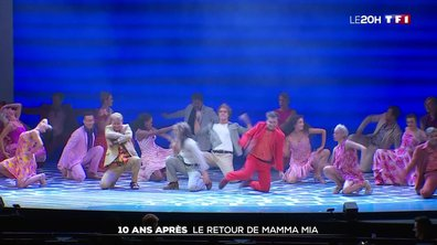 Comédie musicale : retour de Mamma Mia à Paris dix ans après