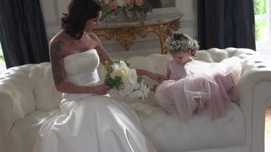 Julia et Luna jouent les princesses dans le prochain épisode de Mamans et Célèbres