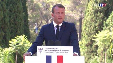 Commémorations du 75ème anniversaire du débarquement en Provence : la présence africaine mise à l'honneur