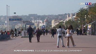 Comment les habitants des Alpes-Maritimes appréhendent-ils le week-end confiné ?
