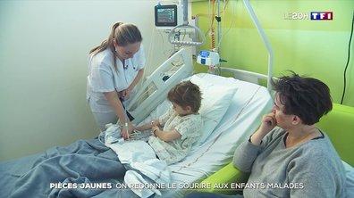 Comment les urgences pédiatriques du CHU de Nancy ont bénéficié de l'opération Pièces jaunes