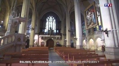 Comment protège-t-on les églises ?