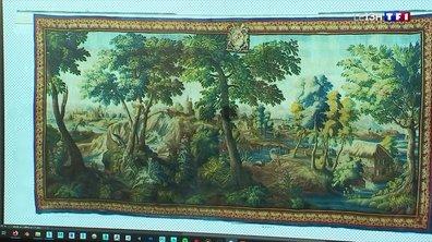 Comment retrouver les couleurs utilisées il y a 300 ans par les teinturiers ?