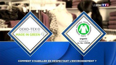 Comment s'habiller en respectant l'environnement ?