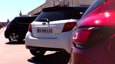 Teaser : Clio vs 208 vs Yaris, bataille de citadines dans Automoto