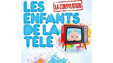 """La compilation officielle de l'émission """"Les Enfants de la Télé"""" est disponible !"""