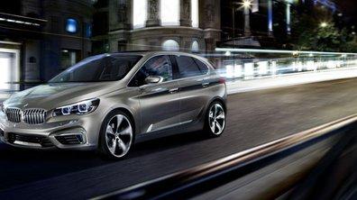 Mondial de l'Auto 2012 : BMW innove toute l'auto avec son Concept Active Tourer
