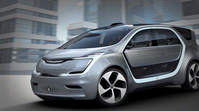CES 2017 : Chrysler Portal, la familiale électrique du futur ?