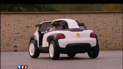 Exclusivité : voici le concept Citroën Lacoste 2010 !