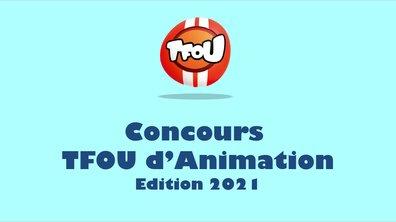 """CONCOURS TFOU D'ANIMATION EDITION 2021 """"Solidaires pour changer d'ère"""""""