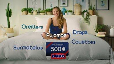 GRAND JEU DODO : gagnez une carte cadeau de 500€ DODO