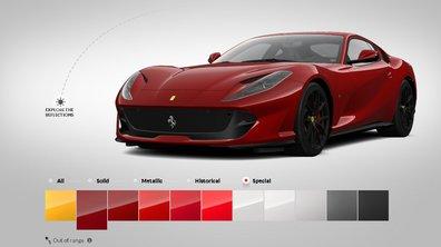 Ferrari 812 Superfast : Imaginez la supercar idéale !