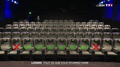 Confinement allégé : quand pourrons-nous aller au cinéma, au théâtre, voir des concerts ?
