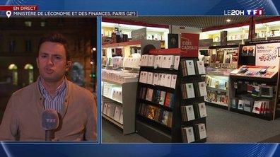 Confinement : Bercy demande à la grande distribution de fermer ses rayons livres