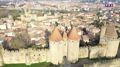 Confinement : bol d'air à Carcassonne