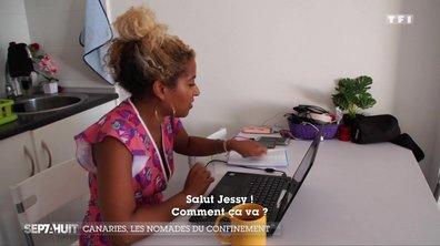 Confinement : ces Français qui font du télétravail depuis les Îles Canaries