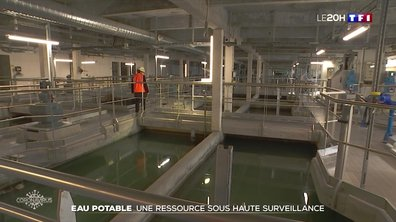 Confinement : comment les usines de traitement des eaux s'adaptent-elles ?