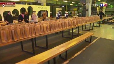 Confinement : des associations préparent des repas pour les plus démunis
