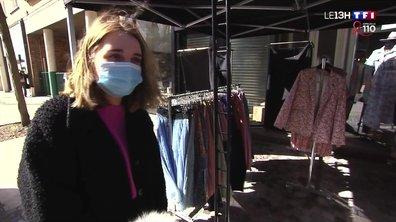 Confinement : Dunkerque autorise ses commerces à vendre dans la rue