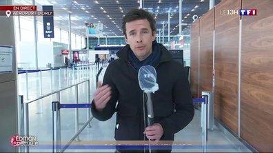 Confinement : l'aéroport d'Orly va fermer mardi faute de trafic