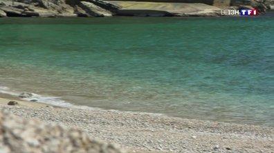 Confinement : le calme plat aux calanques de Cassis en ce mois d'avril