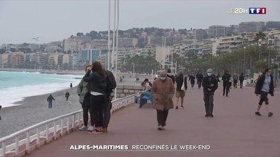 Confinement le week-end, commerces fermés... les Alpes-Maritimes sous cloche