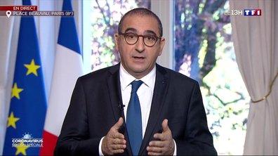 """Confinement: """"Quelques dizaines de mesures ont été prises sur l'ensemble du territoire national"""", Laurent Nunez"""