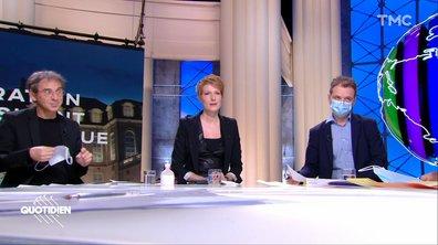 Invités : Natacha Polony, Gilles Finchelstein et le professeur Rémi Salomon débriefent les dernières annonces d'Emmanuel Macron