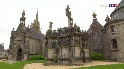 Confinement : une Semaine sainte loin des églises et des calvaires monumentaux en Bretagne